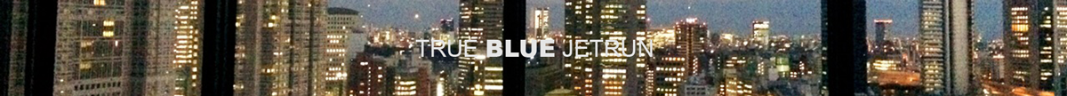 True Blue Jetrun.